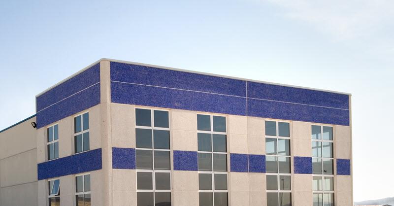Crismol - Construccion - fachada Muel